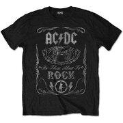 Tričko AC/DC Cannon Swig Vintage