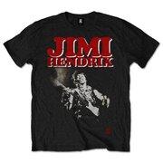 Тениска Jimi Hendrix Block Logo