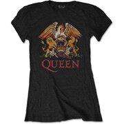 Női póló Queen Classic Crest