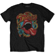T-Shirt The Rolling Stones Retro 70s Vibe