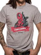 Triko Deadpool - Chimichanga point