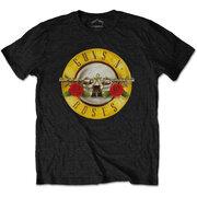T-Shirt Guns N' Roses Classic Logo