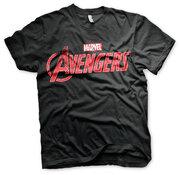 Tričko Marvel Comics The Avengers Logo