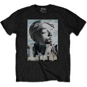 T-Shirt Tupac LA Skyline