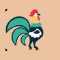 Regular Socks Folk Rooster