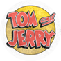 Дамска тениска Том и Джери™ Лого