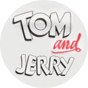 Tricou Tom și Jerry - Film Stars