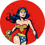 Veselé legíny Wonder Woman ™ Sila