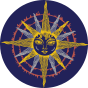 Chancletas alegres Sol y luna