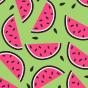 Veselé dámske trenky Šťavnatý melón
