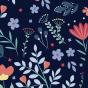 Vesele kratke sportske tajice  Vrtno cvijeće