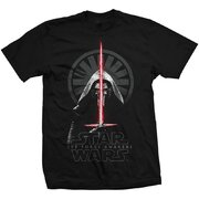 T-Shirt Star Wars Episode VII Kylo Ren Shadows