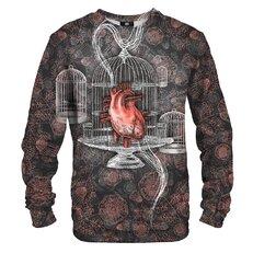 Sweatshirt Heart in Cage