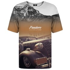 T-shirt with Short Sleeve Freedom