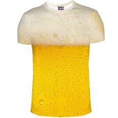 T-Shirt mit kurzen Ärmeln Bier