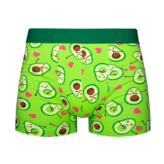 Lustige Boxershorts Avocado-Liebe