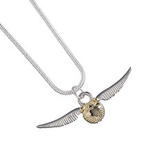Halskette Harry Potter Goldener Schnatz