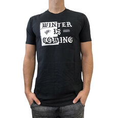 T-Shirt Game of Thrones - Winter si Coming