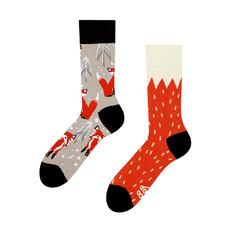 Lustige Socken Fuchs