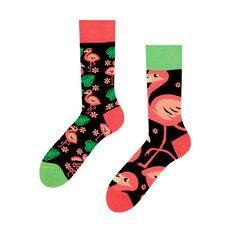 Lustige Socken Flamingos