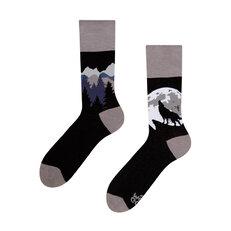 Lustige Socken Wolf