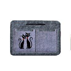 Handtasche Organizer - Zwei Katzen