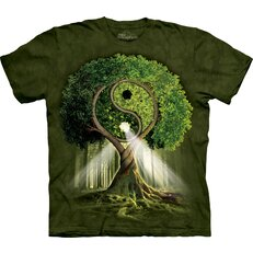 Yin Yang Tree Adult