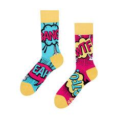 Veselé ponožky Komiks
