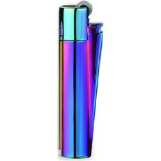 Metallfeuerzeug CLIPPER® Chameleon glänzend