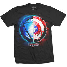Marvel Comics Captain America Civil War Whose Side Pólo
