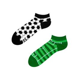Veselé kotníkové ponožky Fotbal