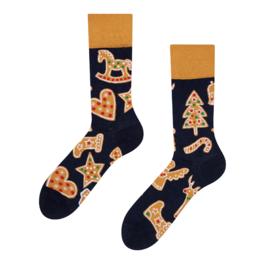 Veselé ponožky Perníčky