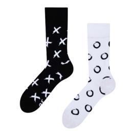 Veselé ponožky Piškvorky