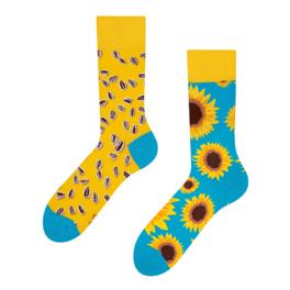 Veselé ponožky  Slunečnice