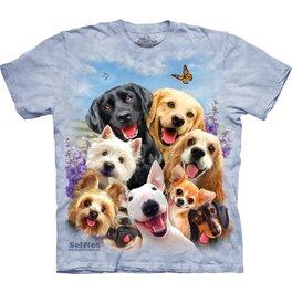 Tričko Bláznivé psy - detské