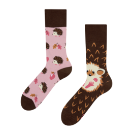 Good Mood Regular Socks Hedgehog