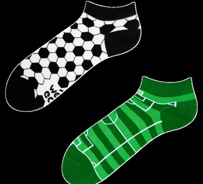 Good Mood Low Socks Football