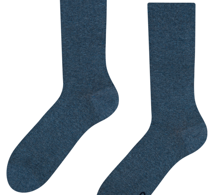 Socks from recycled cotton Jeans