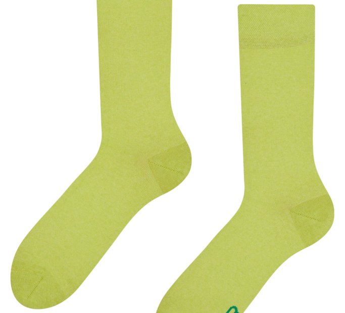 Socks from recycled cotton Lemonade