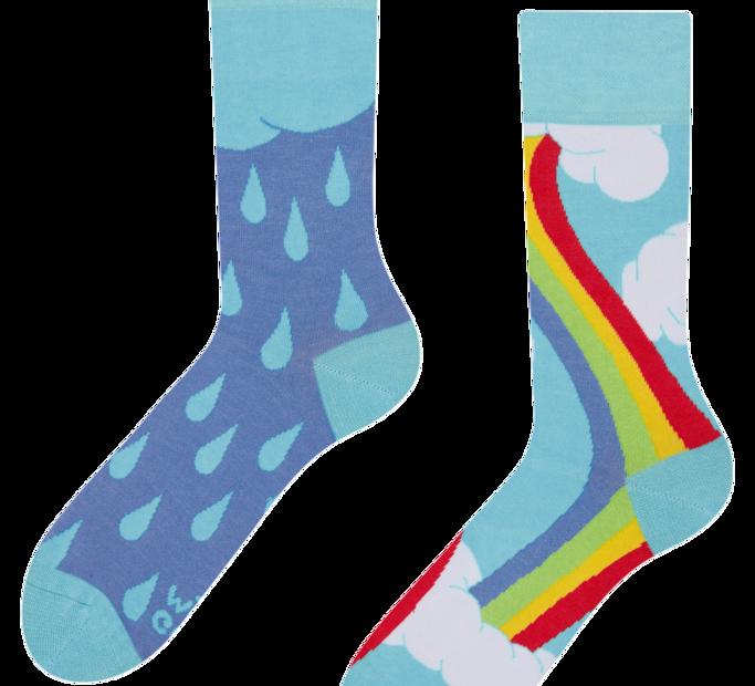 Good Mood Regular Socks Rainbow