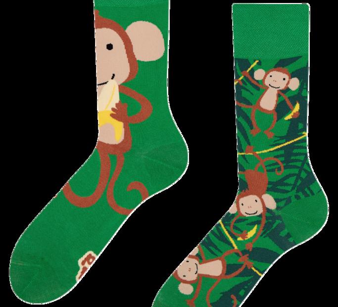 Good Mood Socks Monkeys