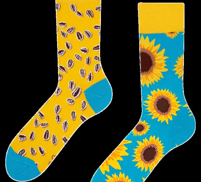 Good Mood Socks - Sunflower