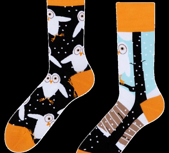 Good Mood Socks - Owls