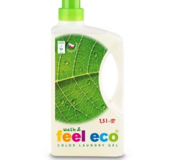 Prací gel na barevné prádlo 1,5 l