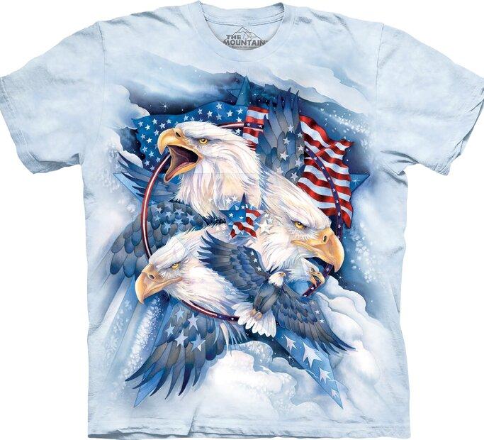 Amerikai sasok póló