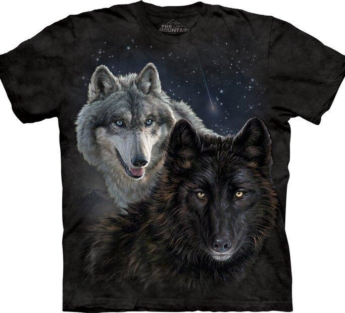 Tričko Vlčí dvojčata