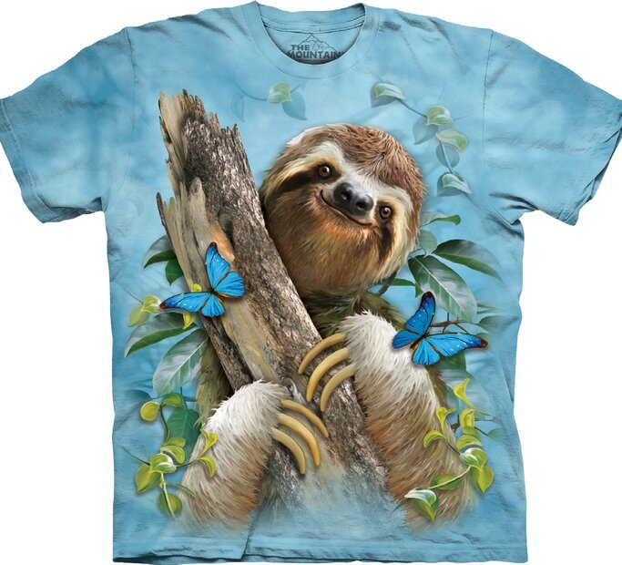 T-shirt Sloth's Smile