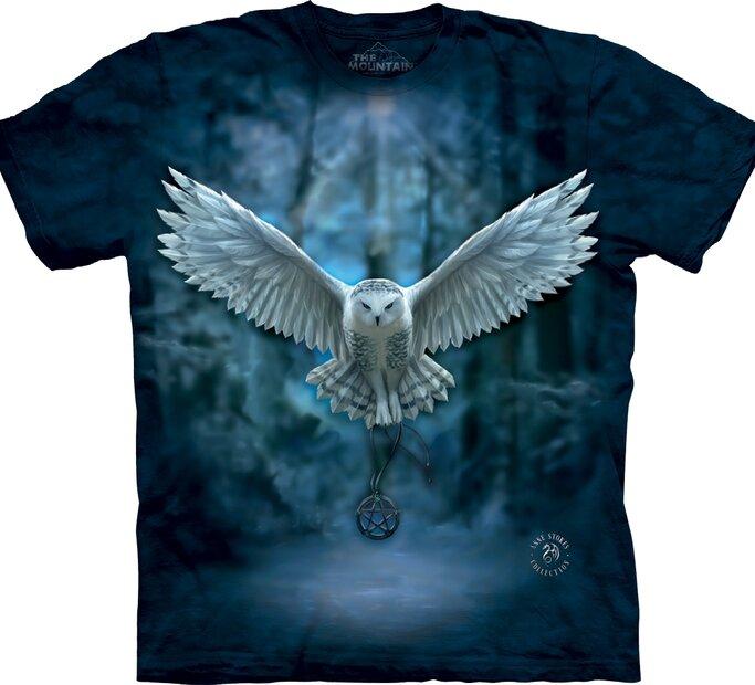 T-shirt Magical Owl
