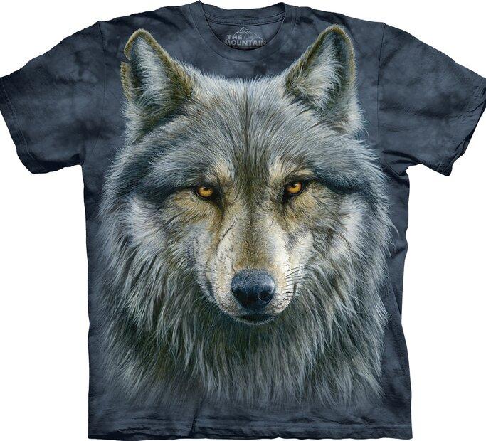 Tričko Zakliaty vlk