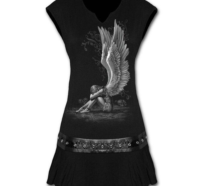 Rochia mini Aripile îngerului